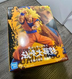 NEW! Banpresto Dragon Ball Super Saiyan 3 Son Goku Chosenshi