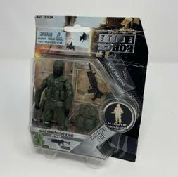 NEW Elite Force Codename LT Army NBC Troop Action Figure by