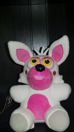 "New Funko FNAF  8"" TOY FOXY Plush Five Nights at Freddy's Se"