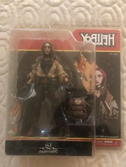 New Mezco Hellboy Comic Liz Sherman Action Figure Mike Migno