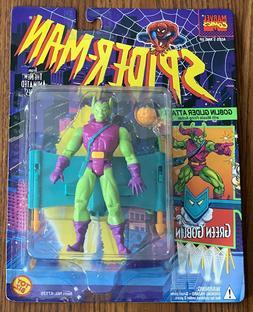NEW IN BOX GREEN GOBLIN 1994 ACTION FIGURE SPIDER-MAN TOY BI