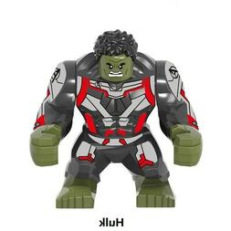 New Infinity War Avengers Game End Super Hero HULK Building
