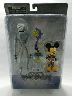 NEW Disney Kingdom Hearts Mickey & Dusk Action Figure 2Pack