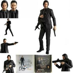 New Mafex 070 JOHN WICK Action Figure T Shirt Model Toy Gift