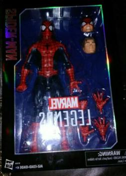 NEW Marvel Legends SPIDERMAN 12 inch ACTION FIGURE MISB Hasb