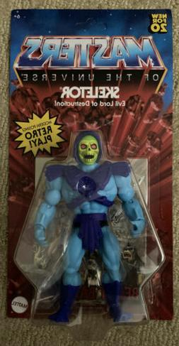 New Masters Of The Universe Origins Skeletor 5.5 Action Figu