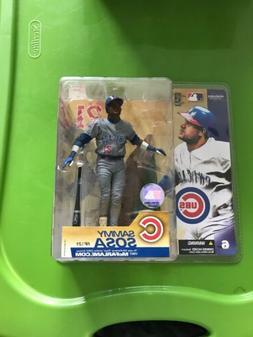 ☆ NEW McFarlane MLB Baseball Series 6 Sammy Sosa Chicago C