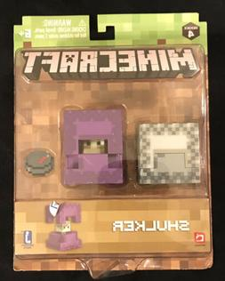 NEW - Minecraft Shulker Figure Series 4 Action Figure Mojang