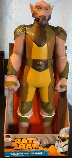"""New New Star Wars Garazeb Zeb Orrelios 19"""" Figure great for"""