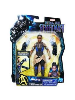 New NIP Hasbro Marvel Avengers Black Panther SHURI 6-Inch FI