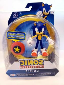 🔥*NEW* Sonic the Hedgehog Jakks Pacific 4 inch ACTION FIG