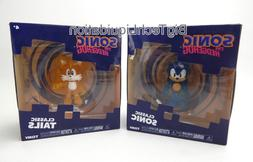 New Tomy Sonic The Hedgehog Sega Figures: Classic Sonic & Cl