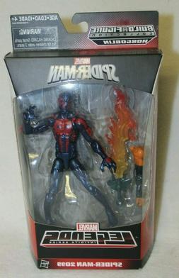 NEW MARVEL LEGENDS SPIDER-MAN 2099 BAF HOBGOBLIN ACTION FIGU