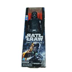 NEW Hasbro Star Wars Rogue One 12-Inch Imperial Death Troope