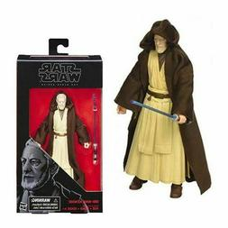 NEW! Star Wars The Black Series: Obi-Wan Kenobi 6-Inch Actio