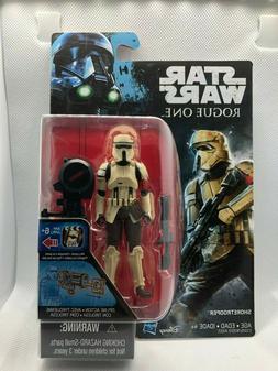 NEW! Disney Starwars Shoretrooper Action Figure 3.75in