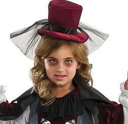 NEW~Toddler X-Small~Little Vampiress~Vampire~COMPLETE Costum