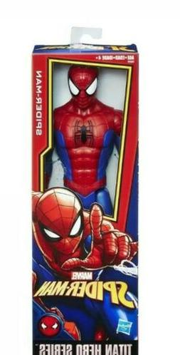 NEW Marvel Ultimate Spider Man Titan Hero Series 12 in  Acti