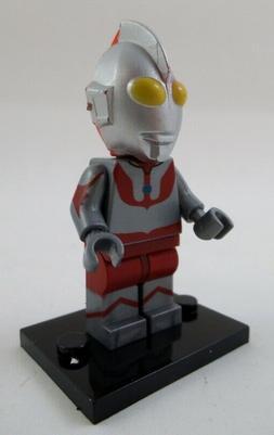 NEW Ultraman Kamen Rider Henshin Sentai Custom Compatible Mi