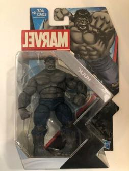New Marvel Universe Series 5 Action Figure 21 Hulk Gray 3.75