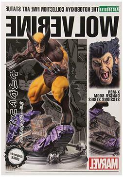 NEW Kotobukiya X-Men Wolverine Brown Costume Danger Room Ses