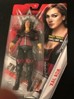 Nia Jax WWE Mattel Basic 72 Brand New Action Figure Toy - Mi
