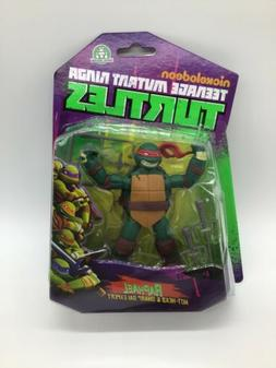 "Nickelodeon Teenage Mutant Ninja Turtles Raphael 5"" Figure A"