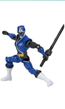 Power Rangers Ninja Steel 5-Inch Blue Ranger Action Hero Fig