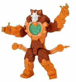 Power Rangers Ninja Steel - 5-Inch Villain Cat O'Clock Figur