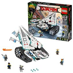 LEGO Ninjago Ice Tank Building Kit , Multicolor