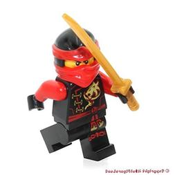 LEGO Ninjago MiniFigure - Kai  From Set 70600