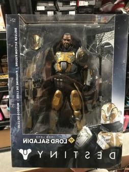 NIP McFarlane Toys Destiny Lord Saladin 10-inch Deluxe Figur