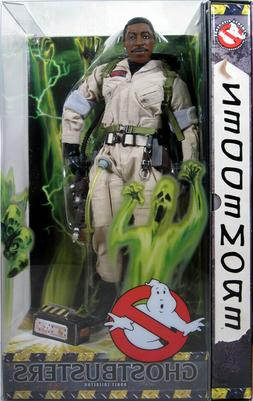 "*NON MINT BOX* Mattel Ghostbusters 12"" WINSTON ZEDDEMORE Del"