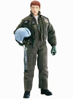 "None Elite Force: F-15A Female Pilot Burner 12"" Military Act"