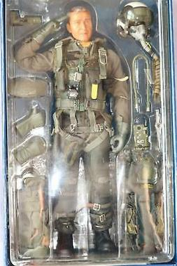 NRFB George W. Bush Action Figure Doll - Elite Force Aviator