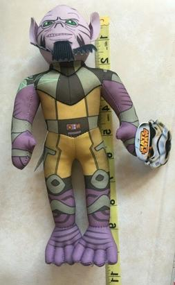 """NWT DISNEY Star Wars Comic Images 10"""" Plush Toy Action Figur"""