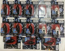 Odd Lot of 13 Star Wars Rogue One Lot 3 3/4-Inch Action Figu
