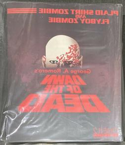 Mezco ONE:12 Collective Dawn of the Dead Boxed Set Zombie Ac
