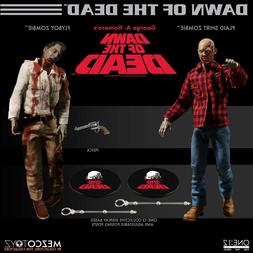 Mezco One:12 Collective Dawn of the Dead Boxed Set Horror Zo