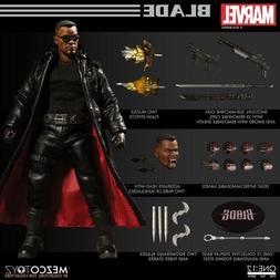 Mezco One:12 Collective Marvel Blade 1/12 Action Figure Pre-
