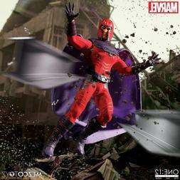 "Mezco One 12 Collective Marvel X-Men Magneto 1/12 Scale 6"" F"