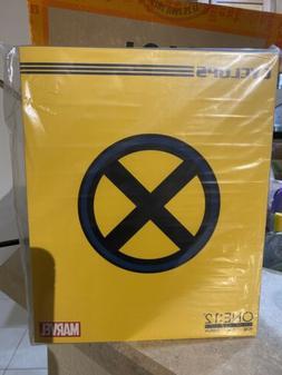 """Mezco ONE:Collective 12 Cyclops X-men Scott Summers 6"""" actio"""