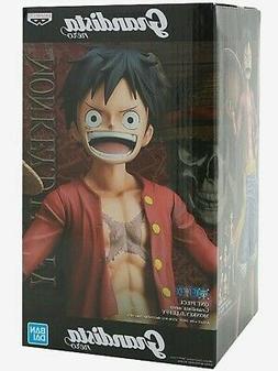 Banpresto One Piece Monkey D. Luffy Grandista Nero Collectib
