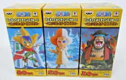 One Piece Request Selection Set 3 Figures Marshall D. Teach