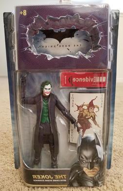 Mattel #P4720 The Dark Knight The Joker Action Figure w/Crim