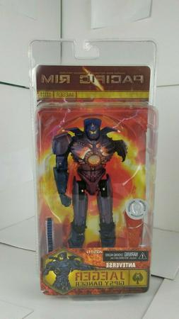 NECA PACIFIC RIM JAEGER GIPSY DANGER ANTEVERSE ACTION FIGURE