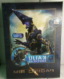 "NECA PACIFIC RIM KAIJU KNIFEHEAD 20"" TALL ACTION FIGURE"