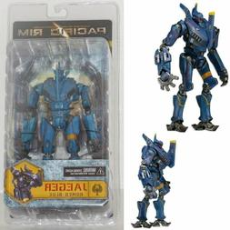 "Pacific Rim Series 5 Jaeger Romeo Blue 7"" Action Figure Toy"