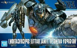 Bandai Pacific Rim Uprising Gipsy Avenger Final Battle Spec