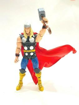 PB-C-THOR: Red Wired Cape for Marvel Legends 80th Anniversar